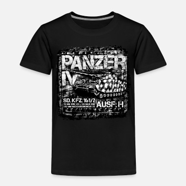 Panzer IV - Toddler Premium T-Shirt