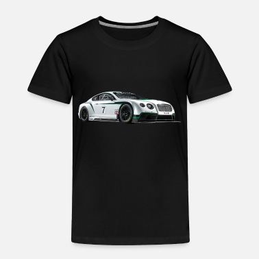 Bentley BENTLEY CONTINENTAL GT - Toddler Premium T-Shirt
