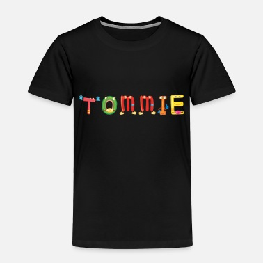Tommy Tommie - Toddler Premium T-Shirt