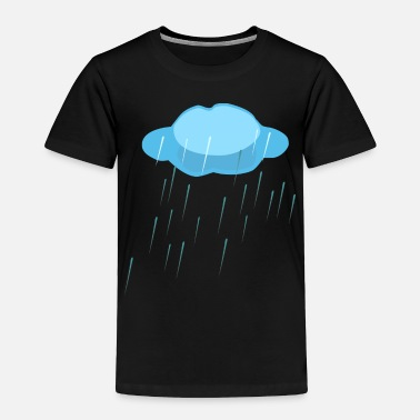 Rain rain - Toddler Premium T-Shirt