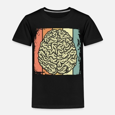 Science Student Science Student Brain - Toddler Premium T-Shirt