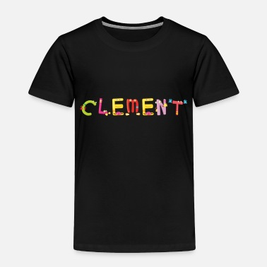 Clement Clement - Toddler Premium T-Shirt