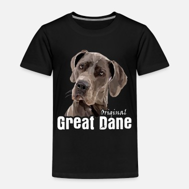 Great Dane Great Dane Tee Shirt - Toddler Premium T-Shirt