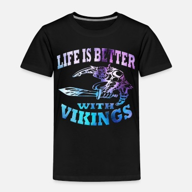 Odin Vikings - Toddler Premium T-Shirt