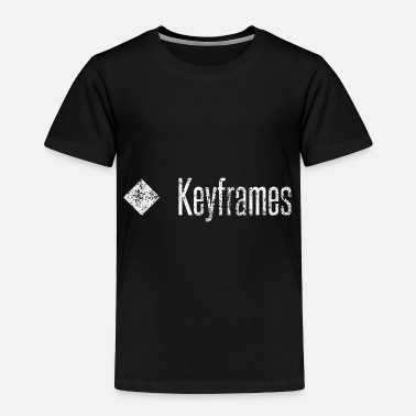 Animation Animator Keyframes Animation 2D Animation - Toddler Premium T-Shirt