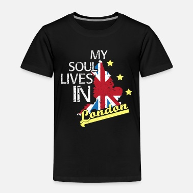 Uk England UK - Toddler Premium T-Shirt