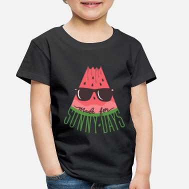 Made for Sunny Days - Toddler Premium T-Shirt