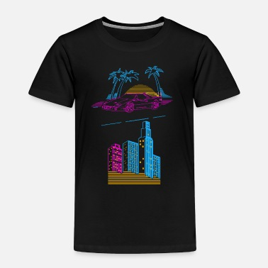 Retro retro - Toddler Premium T-Shirt
