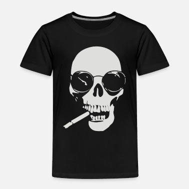 Cigar with cigare - Toddler Premium T-Shirt