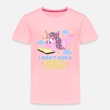 Witty Witty Unicorn - Toddler Premium T-Shirt