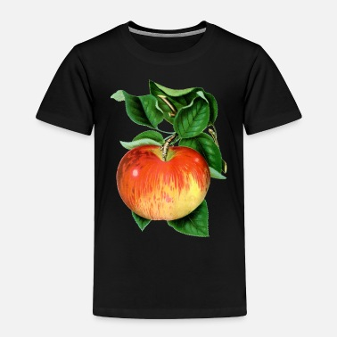 Wealthy Apple wealthy - Toddler Premium T-Shirt