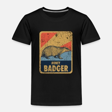 Forest badger forest honey - Toddler Premium T-Shirt