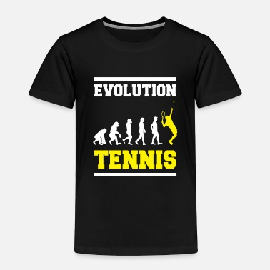 Turn Tennis - Toddler Premium T-Shirt