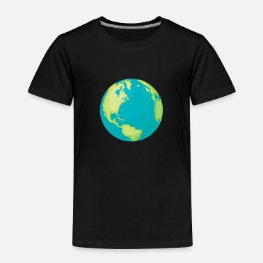 Warming climate protection - Toddler Premium T-Shirt