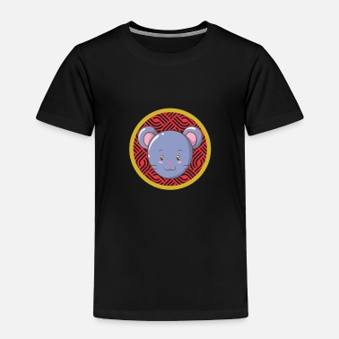 Astrology Hare Chinese Zodiac - Toddler Premium T-Shirt