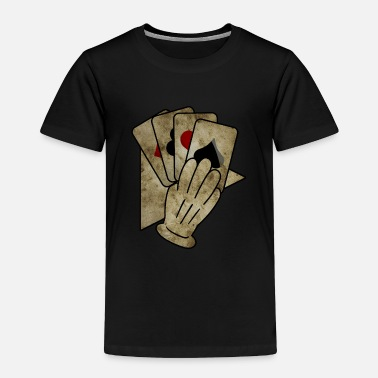Flop Poker Hand T-Shirt & Gift Idea - Toddler Premium T-Shirt