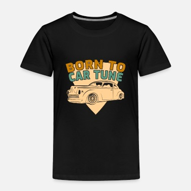 Tuning Tuning - Toddler Premium T-Shirt