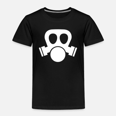 Gas Gas mask - Toddler Premium T-Shirt