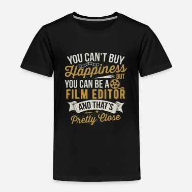 Television cinema films film evening passion - Toddler Premium T-Shirt