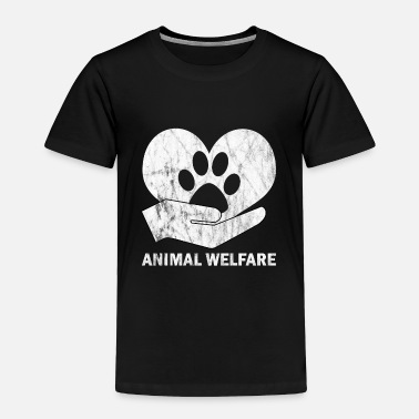 Animal Welfare animal welfare - Toddler Premium T-Shirt