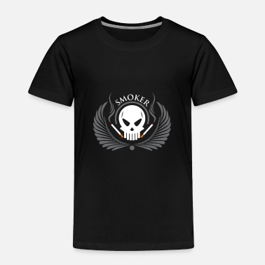 Smoker Smoker - Toddler Premium T-Shirt