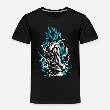 Ball Dragon Ball - Goku SSB - Toddler Premium T-Shirt