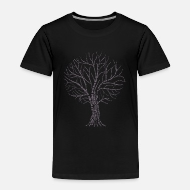 Binary Binary Tree - Toddler Premium T-Shirt