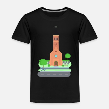 Church church - Toddler Premium T-Shirt