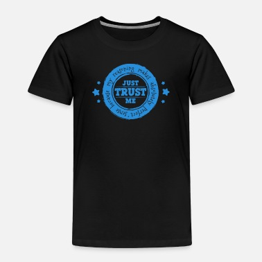 Circular Circular Reasoning - Toddler Premium T-Shirt