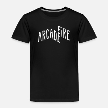 Fire Arcade Fire The Suburbs - Toddler Premium T-Shirt