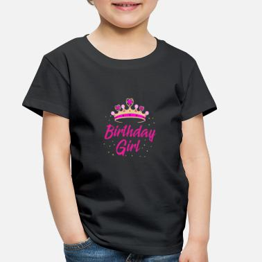 Birthday Party Birthday Girl Gift Idea Birthday Party - Toddler Premium T-Shirt