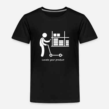 Production Year Locate your product - Toddler Premium T-Shirt