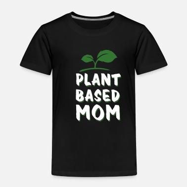 Creativity Vegan Mom - Toddler Premium T-Shirt