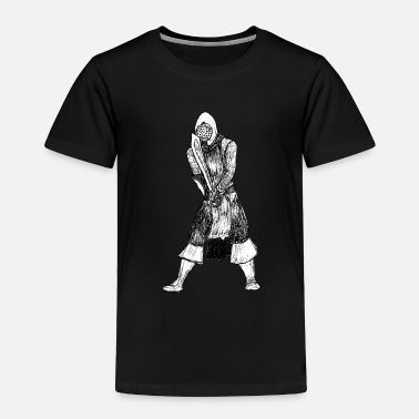 Stance Fighting Stance - Toddler Premium T-Shirt