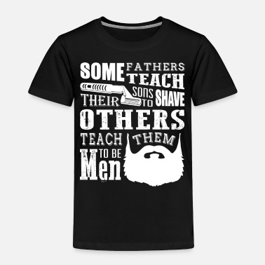Father And Son Birthday Gift Toddler Premium T Shirt