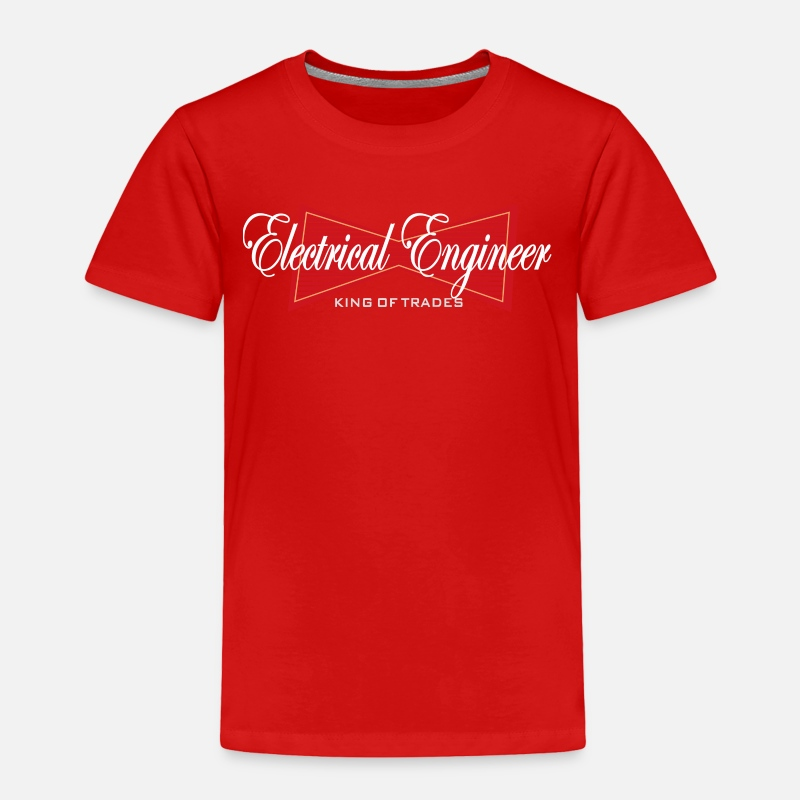 568d19c9 Funny Electrical Engineer Engineering Toddler Premium T-Shirt | Spreadshirt