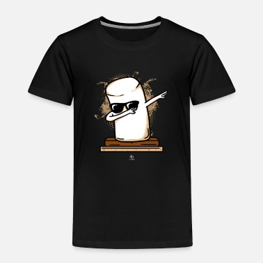 Dj Cool Marshmallow Gift - Toddler Premium T-Shirt