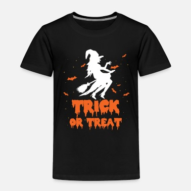 Trick Or Treat Trick Or Treat - Toddler Premium T-Shirt