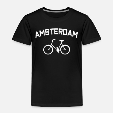 Holland Holland bike - Toddler Premium T-Shirt