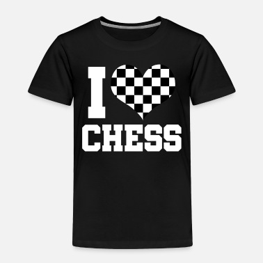 Chess Chess Chess Chess - Toddler Premium T-Shirt