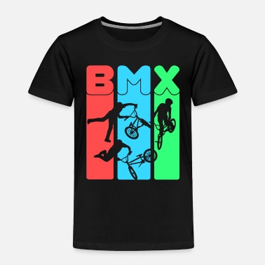 Bmx Bmx - Toddler Premium T-Shirt