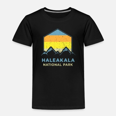 National-park Haleakala National Park Shirt - Toddler Premium T-Shirt