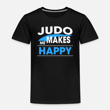 Judo JUDO - Toddler Premium T-Shirt