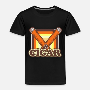 Cigar Cigar - Toddler Premium T-Shirt