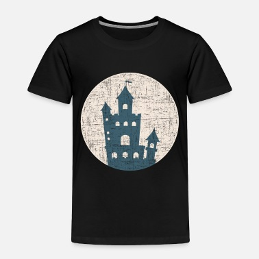 Prince lock gift prince Castle king - Toddler Premium T-Shirt