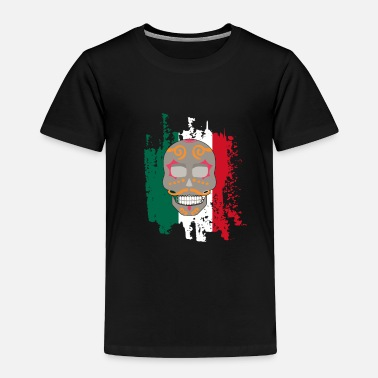 B Movie mexican skull - Toddler Premium T-Shirt