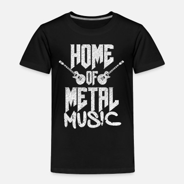 Metal Music Metal music - Toddler Premium T-Shirt