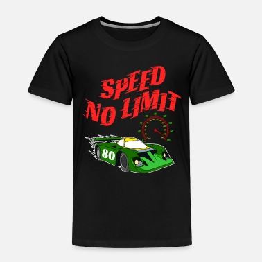 Avenue Made specially for autoracing lovers out there! - Toddler Premium T-Shirt