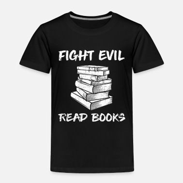Genius Read books and literature - Toddler Premium T-Shirt