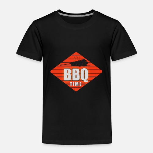 6a6945397 Barbecue BBQ gift barbecue meat grill Toddler Premium T-Shirt ...